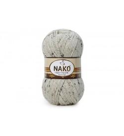 Nako Süper İnci Hit Tweed Natural-1363