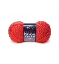 Nako Süper İnci Hit Ateş Kırmızı-10392