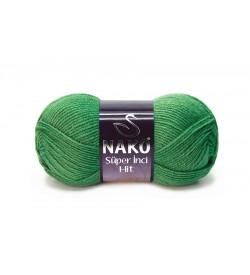 Nako Süper İnci Hit Bambu Yeşil-3584