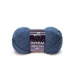 Nako Süper İnci Hit Melanj İndigo-4731