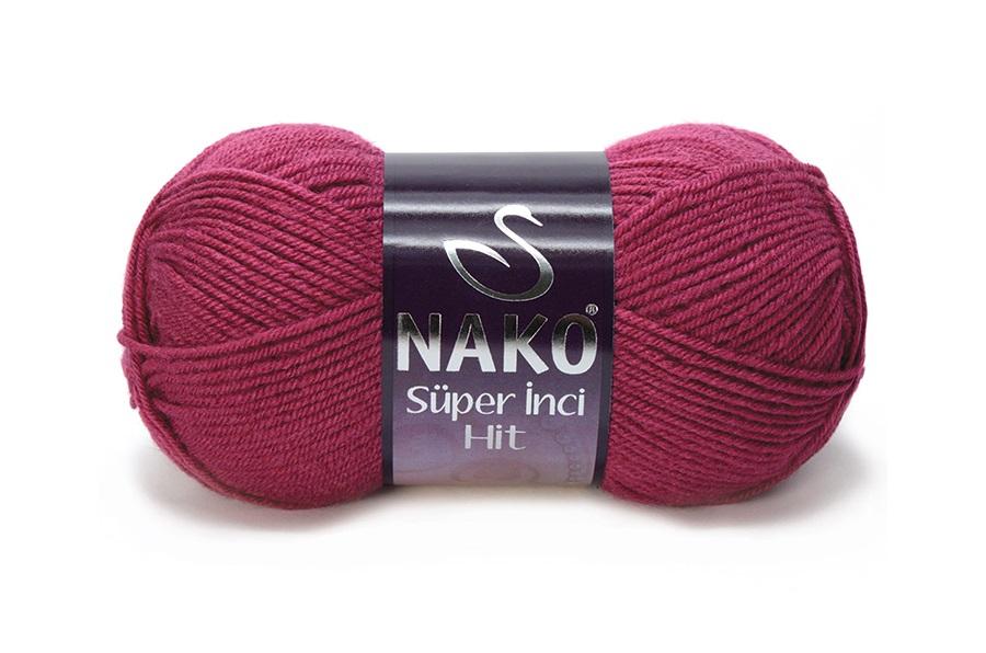Nako Süper İnci Hit Vişne Çürüğü-2187