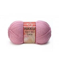 Nako Süper İnci Narin Gül Kurusu-275