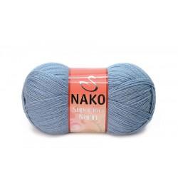 Nako Süper İnci Narin Kot Mavi-1986
