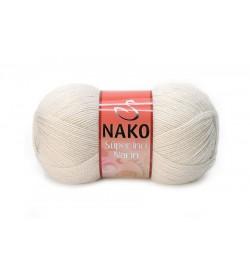 Nako Süper İnci Narin Mantar-6383