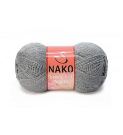 Nako Süper İnci Narin Sis Gri-194