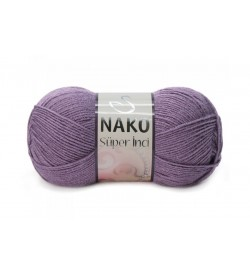 Nako Süper İnci Açık Mürdüm-6684