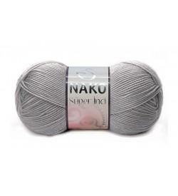 Nako Süper İnci Gri-11538