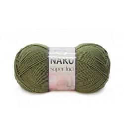 Nako Süper İnci Haki-4234
