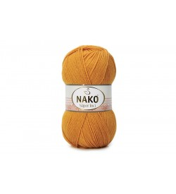 Nako Süper İnci Hardal-10129