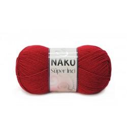 Nako Süper İnci Koyu Kırmızı-1175