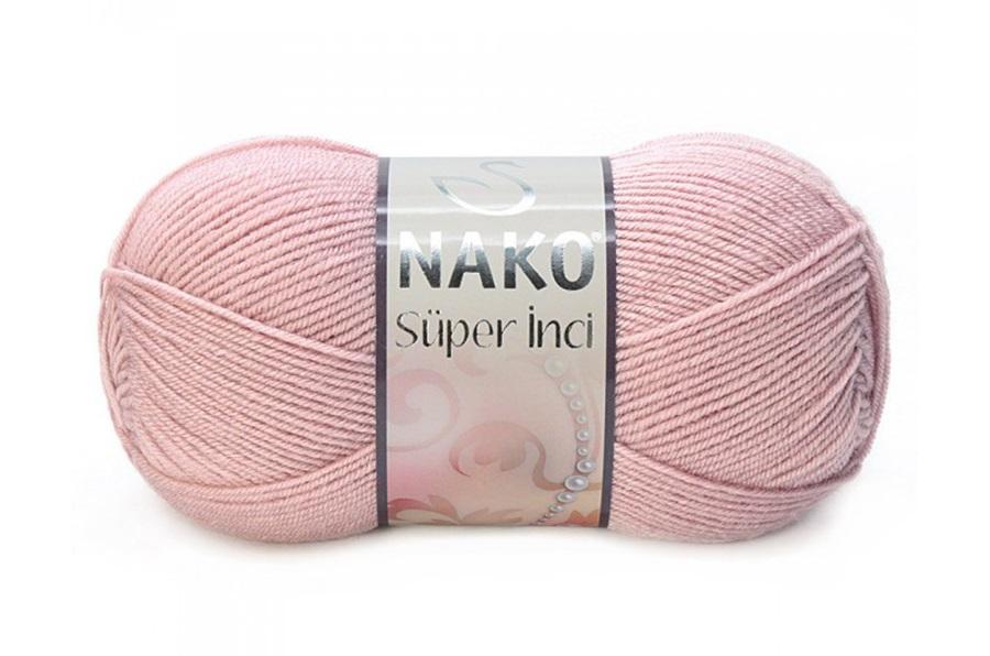 Nako Süper İnci Pembemsi Pudra-10275