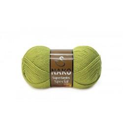 Nako Superlambs Special Fıstık Yeşili-23107