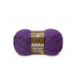 Nako Superlambs Special Işıltılı Üzüm-6965