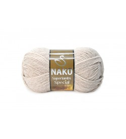 Nako Superlambs Special Kanvas Beji-2167