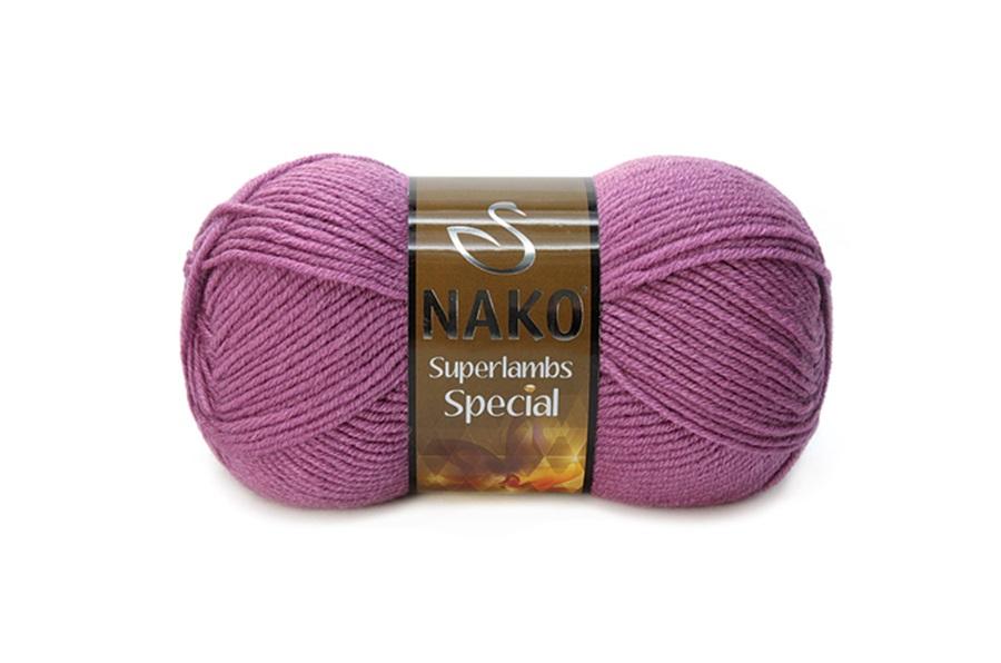 Nako Superlambs Special Orkide-1048