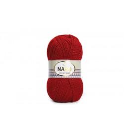 Nako Vizon Simli Koyu Kırmızı-1175