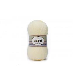 Nako Vizon Simli Krem-256