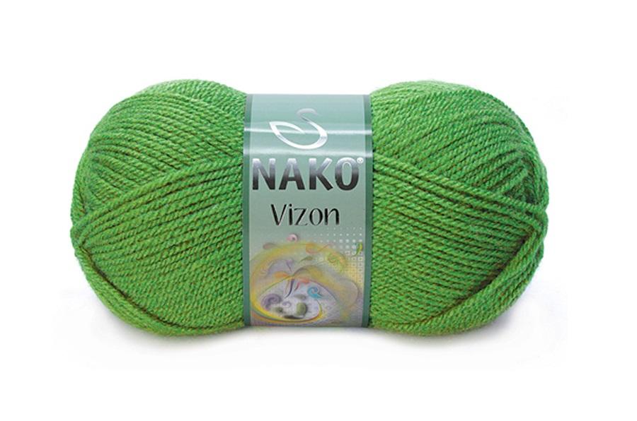 Nako Vizon Çimen Yeşili-6574