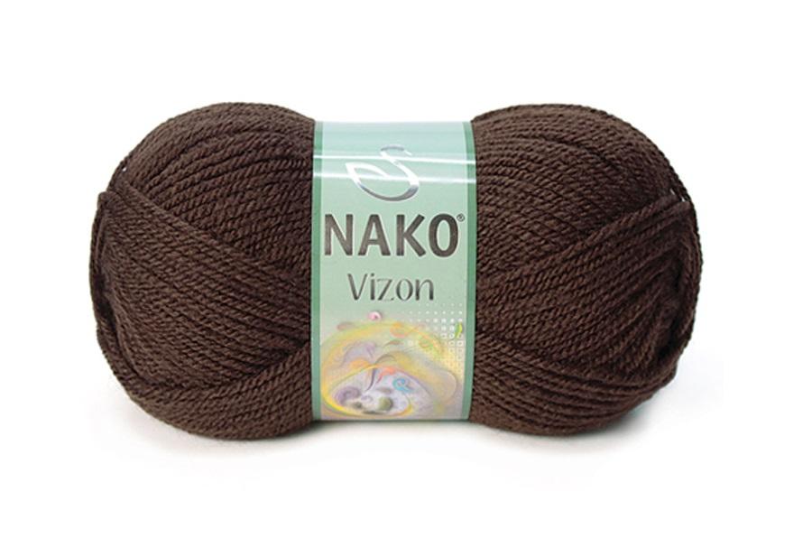 Nako Vizon Kahverengi-1182