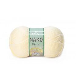 Nako Vizon Krem-256