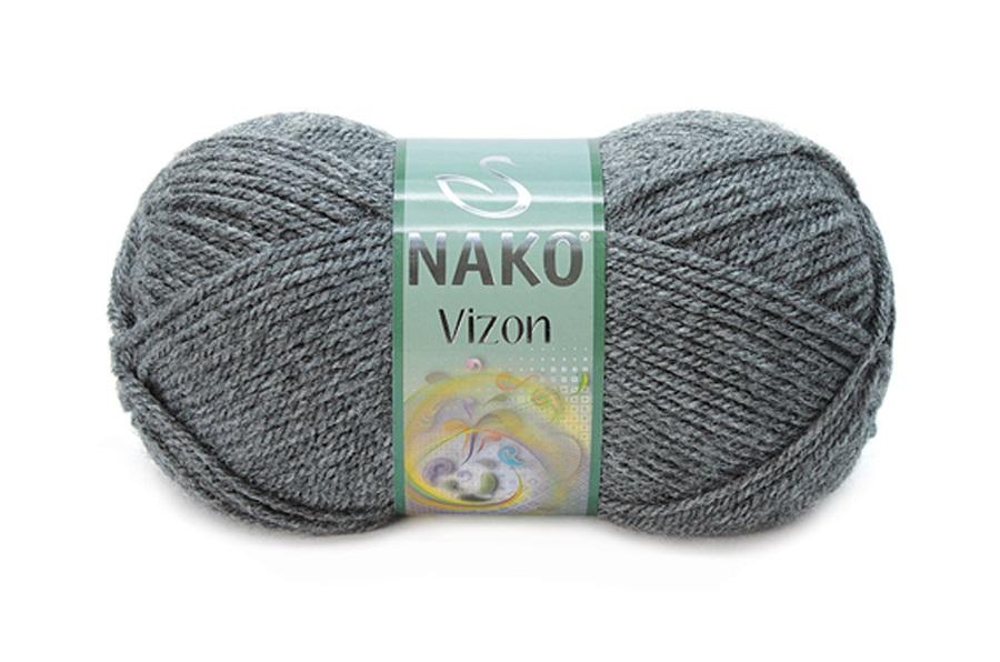 Nako Vizon Loş Gri-193