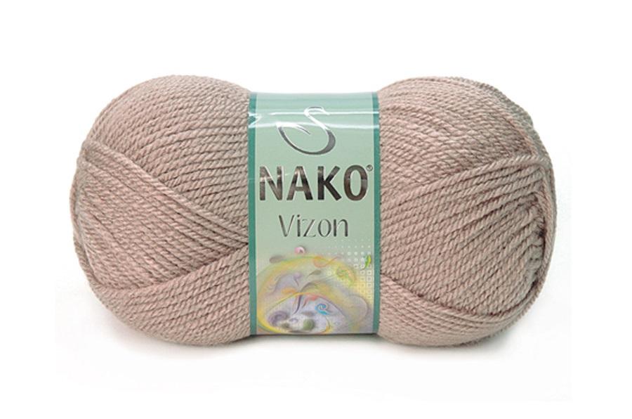 Nako Vizon Sütlü Kahve-257