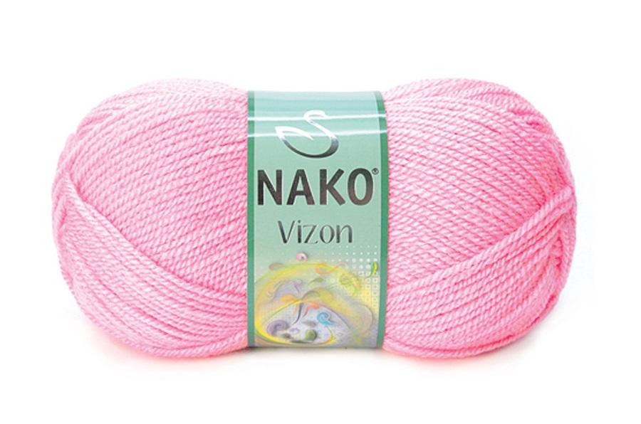 Nako Vizon Toz Pembe-229