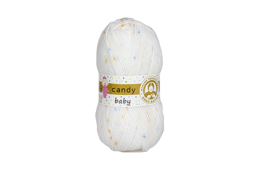 Ören Bayan Candy Baby El Örgü İpi - 390