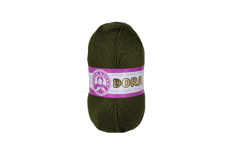 Ören Bayan Dora  El Örgü İpi - 077