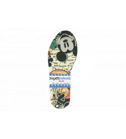 Mickey Mouse Desenli Çocuk & Bebek Taban 24-25