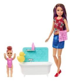 Bebek Bakıcısı Barbie Bebek FHY89-FXH05 Barbie