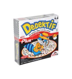 Dedektif Plus Redka