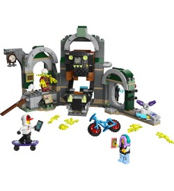 LEGO® Hidden Side 70430 Newbury Metrosu