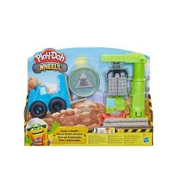 Çalışkan Vinç ve Forklift Play-Doh