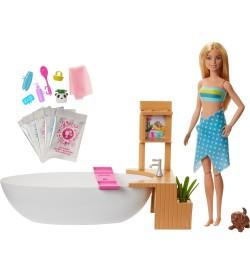 Barbie Wellness - Barbie'nin Spa Günü Oyun Seti GJN32