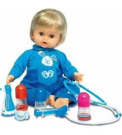 Çok Hastayım Oyuncak Bebek Cicciobello