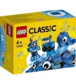 Lego Classic Yaratıcı Mavi Yapım Parçaları