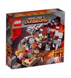 Lego Minecraft Kızıltaş Savaşı 21163