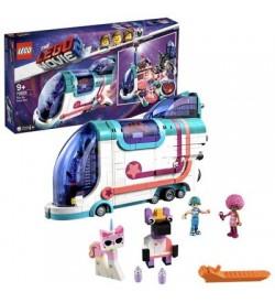 Lego Movie 2 Açılır Parti Otobüsü