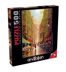 Anatolian Puzzle - 500 Parça - Floransa