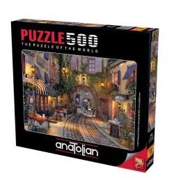 Anatolian Puzzle - 500 Parça - Fransız Sokağı