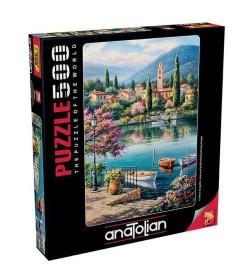 Anatolian Puzzle - 500 Parça - Gölde Akşamüstü
