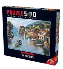 Anatolian Puzzle - 500 Parça - Sayfiye Yeri