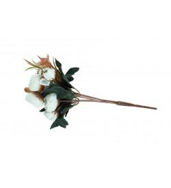 Çiçek Demeti Beyaz