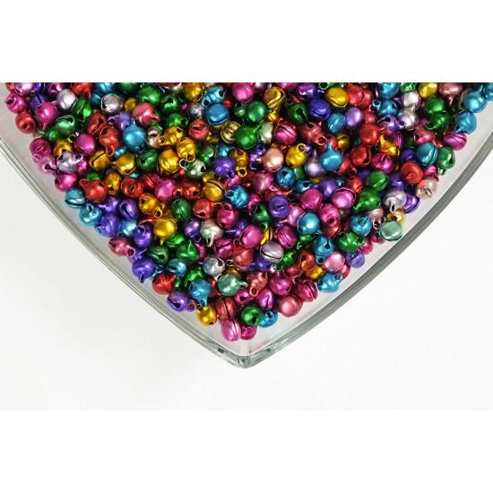 Renkli Zil - Çan 6 mm
