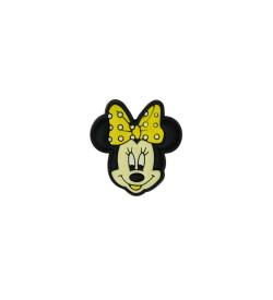 Sarı Fiyonklu  Mouse Figürlü Silikon Obje