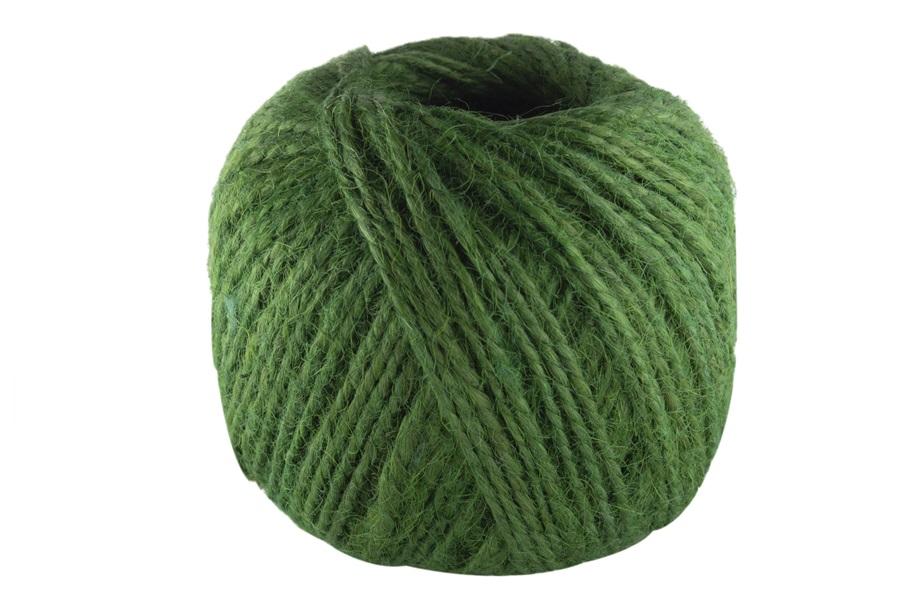 Jüt İp Koyu Yeşil