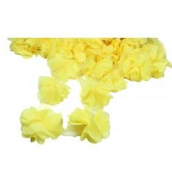 Sarı Şifon Çiçek